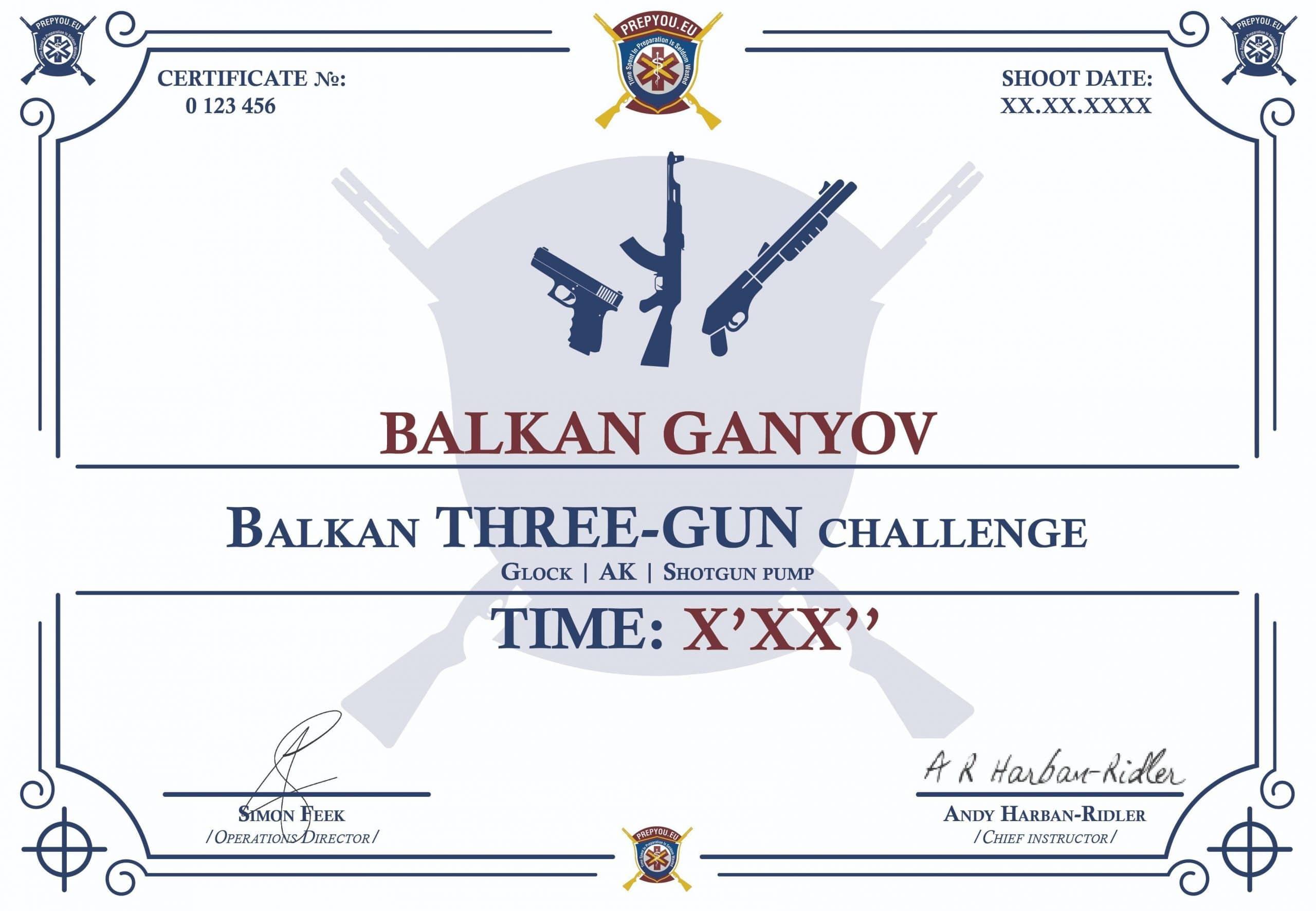 BAlkan_3_Gin_Certificate